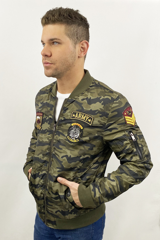 CAMPERA PATCH